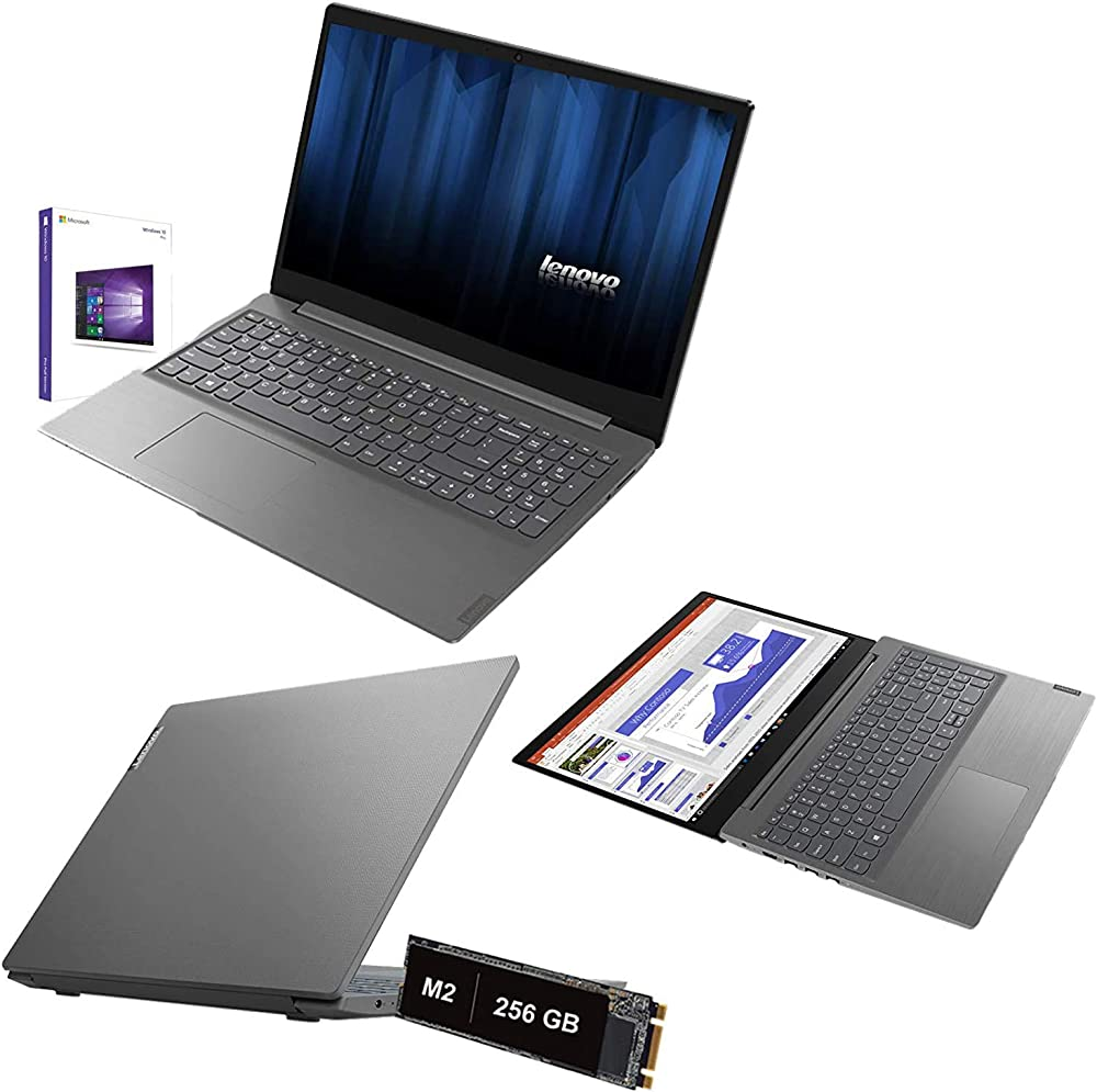 Notebook lenovo pc portatile intel 10 gen. i5 quad core ram 8gb ddr4 ssd m2 nvme 256g B01N4TULNX
