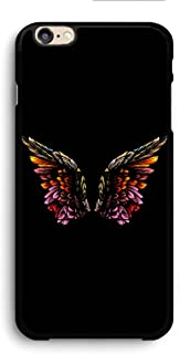 QJ CMJ Gorgeous Angel Wings Graphic Design iPhone case for iPhone 7 iPhone 8