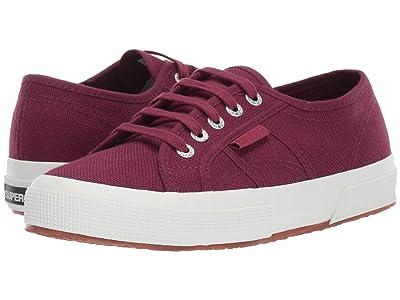Superga 2750 COTU Classic Sneaker (Violet Prune) Women