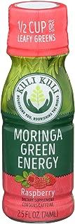 Kuli Moringa Green Energy Shots - Case of 12 - 2.5 Fl oz.