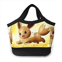 Kawai Ee-Vee Lunch Bag Insulated Tote Handbag 8