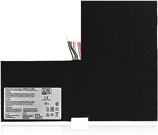 Batería de repuesto para BTY-M6F MS-16H2 3ICP5/40/99-2 compatible con MSI GS60 2PC 2PE 2PL 2PM 2QC 2QD 2QE 6QC 6QE 2PE-060UK 2PL-011UK PX60 2QD 6QD 6QE Ghost Pro WS60 2OJ 6QJ 6QI PC-2003 6QC-257XCN