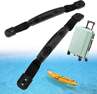 Creative Idear 2pcs 9.8inch Wear-Resistant Boat Carry Handle for Exercise Equipment Motorcycle Tool Kit