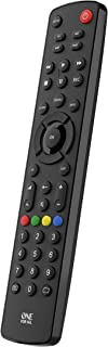 One For All Contour 4 Universal Remote Control - Perfect Replacement Remote for 4 Devices: TV, STB (Freeview/Sat/Cable), B...