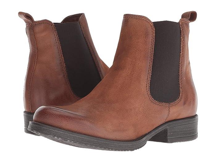 Miz Mooz  Newport (Brandy) Womens Pull-on Boots