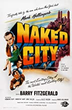 Posterazzi The Naked City Us Art Left from Top: Barry Fitzgerald Dorothy Hart Howard Duff Don Taylor 1948. Movie Masterprint Poster Print (11 x 17)