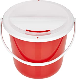 Best charity buckets with lids Reviews