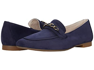 Paul Green Char Flat (Saphire Nubuck) Women