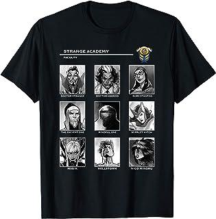 Marvel Strange Academy Doctor Strange and Faculty T-Shirt