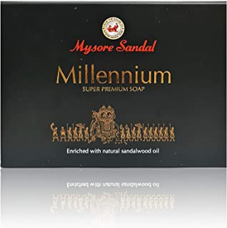 Mysore Sandal Millennium 150 GM Super Premium Sandalwood Soap