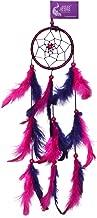 Asian Hobby Crafts Dream Catcher Wall Hanging (Purple Haze)