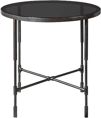 Amazon.com: Base de bloque de madera Accent mesa Stella ...