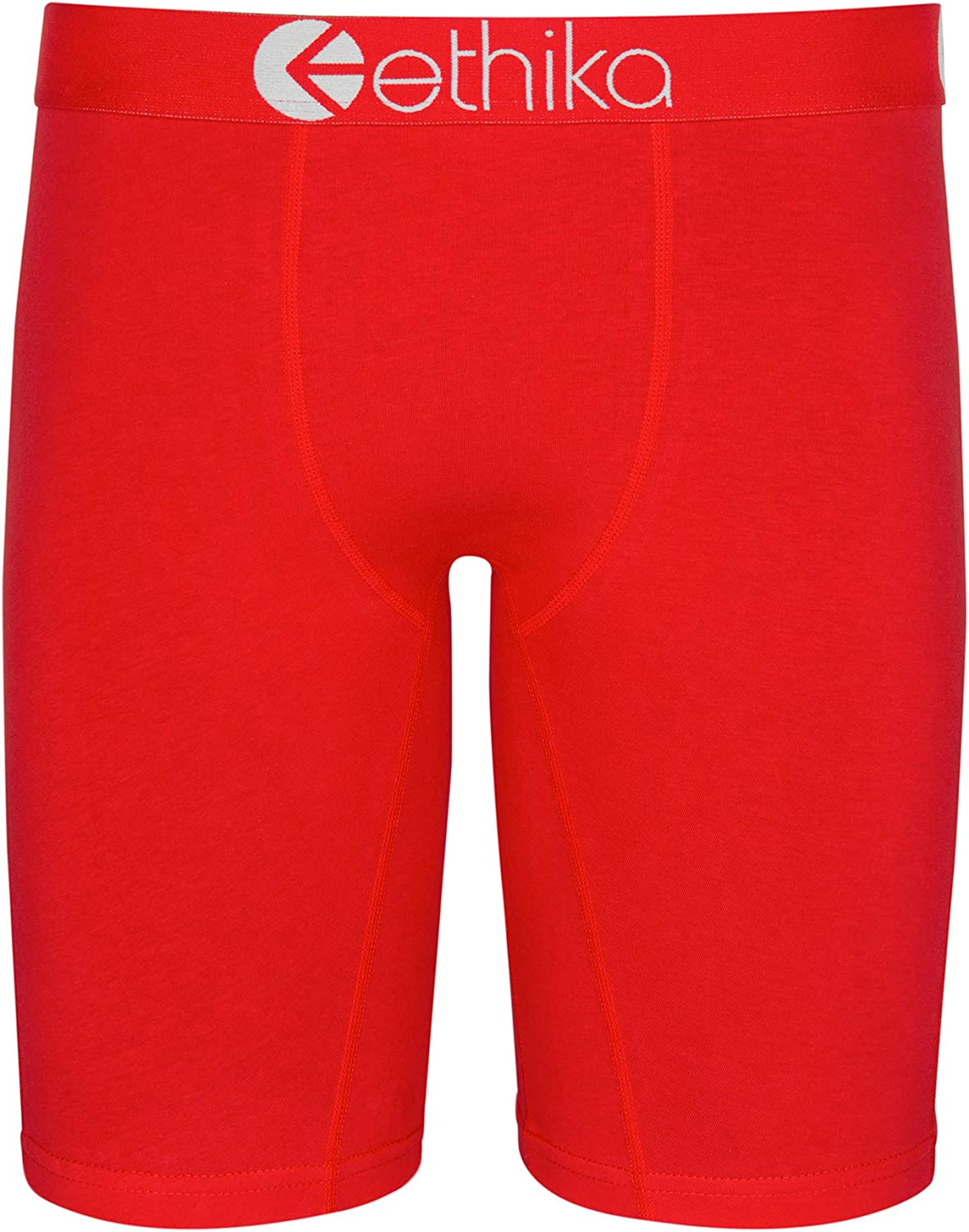 Ethika Mens Staple Max 70% OFF Boxer Machine Credence Red Briefs
