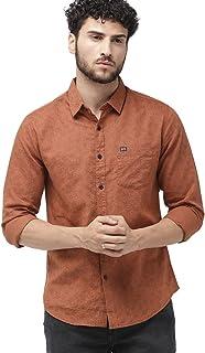 The Indian Garage Co Men's Slim Fit Shirt