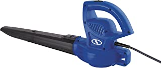 Sun Joe SBJ597E-SJB 6-Amp 155 MPH Electric Leaf Blower, Dark Blue