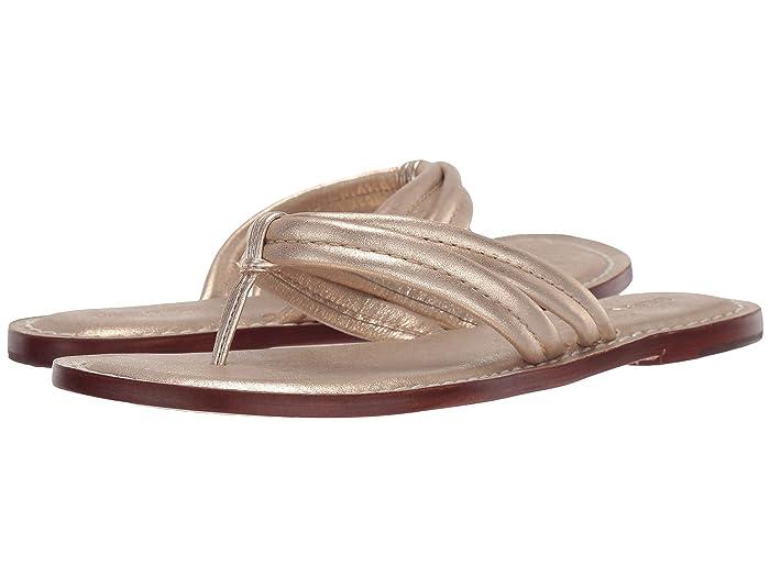 Bernardo  Miami Sandal (Distressed Platinum) Womens Sandals