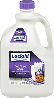 Lactaid Fat Free Milk, 96 fl oz