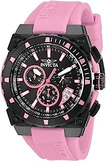 Invicta - 27348 S1 Rally Reloj para Hombre acero inoxidable Cuarzo Esfera negro