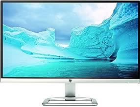 HP 25er 25-inch Full HD (1920 X 1080) IPS LED Backlit Zero Bezel Monitor with HDMI & VGA Port (T3M84AA#ABA, White)