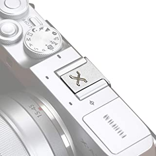 VKO Osłona ochronna na gorące buty do aparatu kompatybilna z Fujifilm X-S10 XH1 XPro3 XPro2 XT4 XT3 XT2 XT30 XT20 XE3 XE2S...