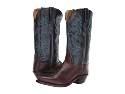 Old West Boots Ellie (Brown) Cowboy Boots