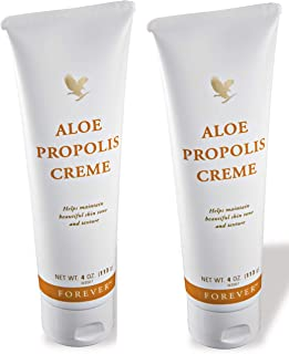Forever Living Aloe Propolis Creme 4oz. (Two Pack)
