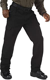 Tactical GSA Approved Men's Work Pants, 100% Cotton, Teflon Treatment, Cargo Pockets. Style 74252