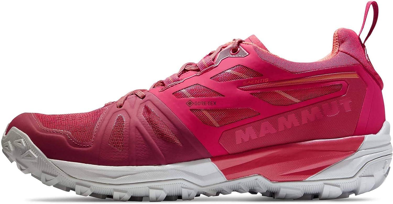 Mammut Saentis Low GTX, Zapatillas para Carreras de montaña Mujer