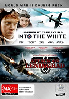 Into the White / Attack on Leningrad   Double Pack DVD   Region 4