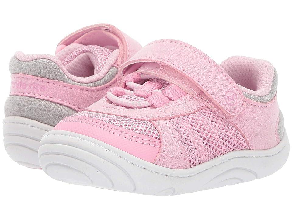 Stride Rite Aspen (Infant/Toddler) (Pink) Girl