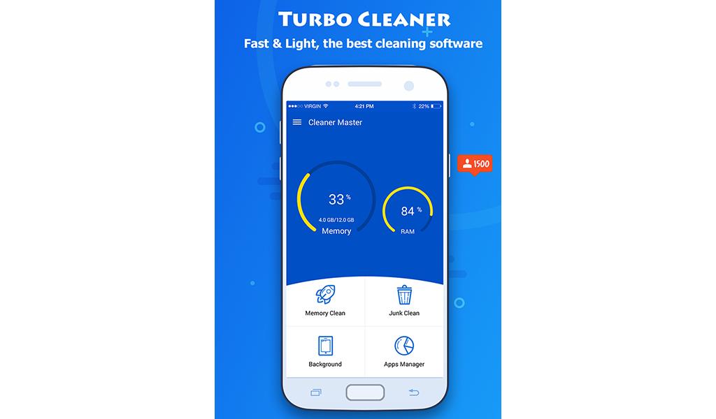 Super Turbo Cleaner