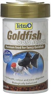 Tetra Japan Goldfish Fish Food, Mini-Sticks Premium Food per pesci rossi fantasia, 100 ml