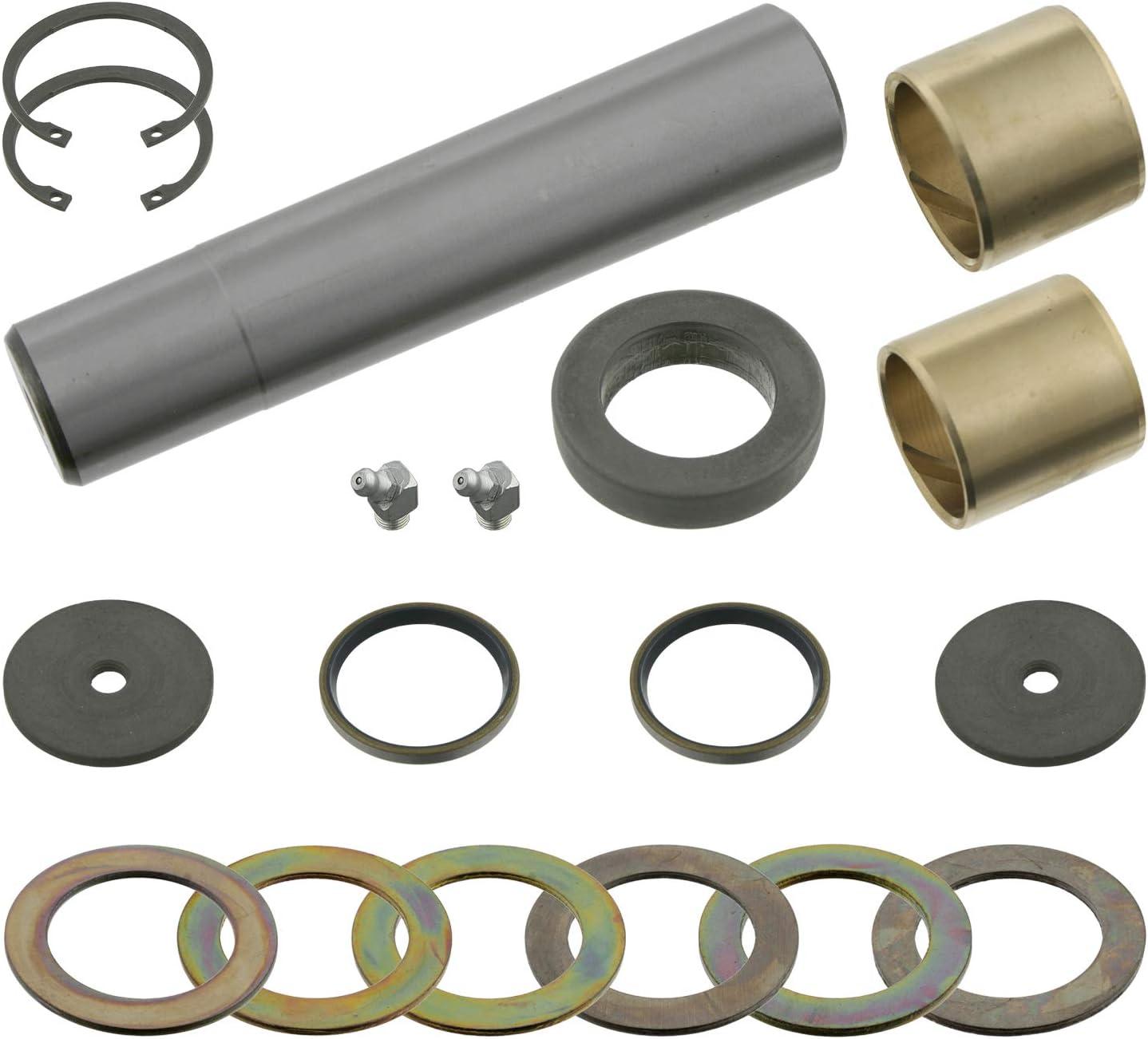febi bilstein Free shipping on posting reviews 08420 Cash special price king pin thrust bearing single set with