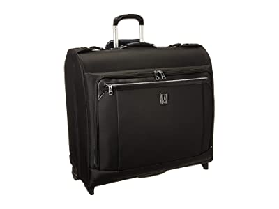 Travelpro Platinum(r) Elite 50 Rolling Garment Bag (Shadow Black) Luggage