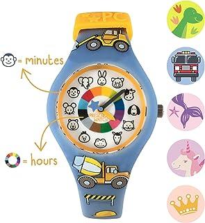 Preschool Watch - The Only Analog Kids Watch Preschoolers...