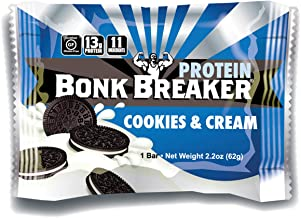 Protein Bar Cookies Cream 12 bars Estimated Price : £ 43,72