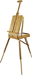Pacific Arc Bamboo Professional Field Easel - French Box