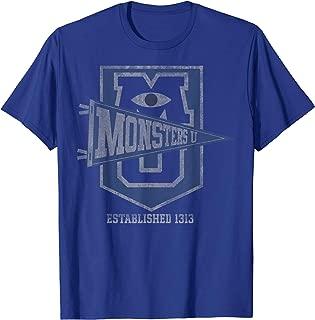 Disney Pixar Monsters University Monsters Pendant T-Shirt