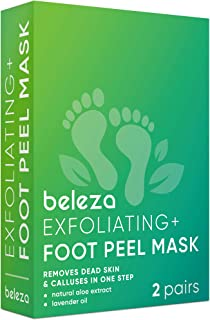 smooth feet peel