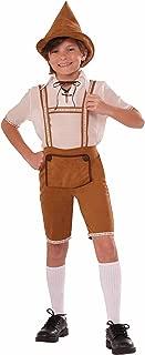 Forum Novelties Hansel Child's Costume Child's Costume, Small