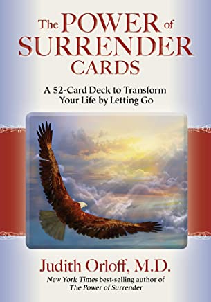 The Power of Surrender Oracle Cards: A 52-Card Deck to Transform Your Life by Letting Go
