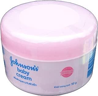 Johnson's Baby Cream 50 grams (1.8 oz)