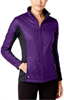 Women's Colorblocked Quilted Jacket