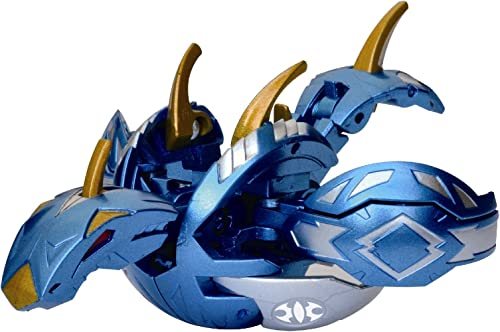 Bakugan BTC-54 Baku-Tech Booster Pack killer whale (killer) Volcker breaks