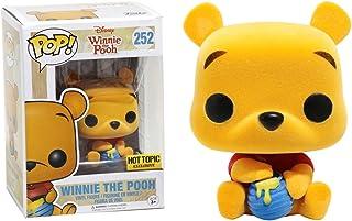 Funko pop Disney Winnie The Pooh [Flocked] (Hot Topic Exc) 252 ***funkofilia store***