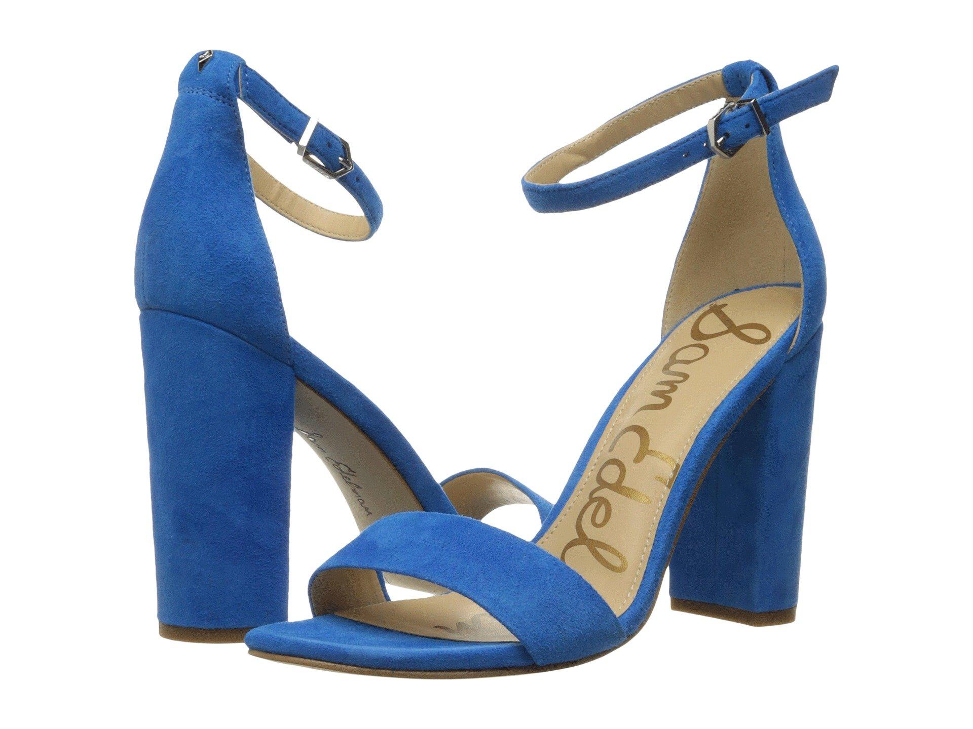 bb719f7b1 Sam Edelman Yaro Ankle Strap Sandal Heel