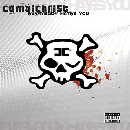 Combichrist - Everybody Hates You Red/White Explicit Lyrics (2019) LEAK ALBUM