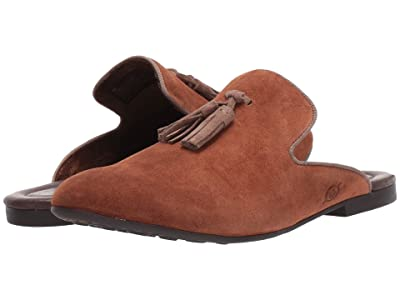 Born Corrin (Rust Suede) Women