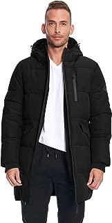 Mens Vegan Down Winter Puffer Coat