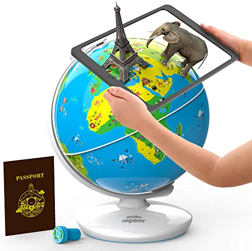 Shifu Orboot: The Educational, Augmented Reality Based Globe   STEM Toy for Boys & Girls Age 4 to 10 years   Ideal Gi...